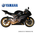 08-12 Yamaha R6 Taylormade Full Exhaust System No Carbon Trim
