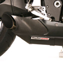 06-07 Suzuki GSXR 600/750 Taylormade No Carbon Slip-On Exhaust