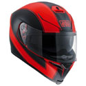 AGV K5 S Full Face Motorcycle Helmet Enlace Matte Red/Black