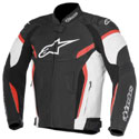 Alpinestars GP Plus R V2 Airflow Leather Jacket Black/White/Red