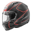 Arai Defiant-X Full Face Motorcycle Helmet Diablo Frost Red