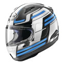 Arai Quantum-X Full Face Motorcycle Helmet Competition Blue