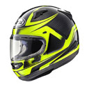 Arai Signet-X Full Face Motorcycle Helmet Gamma Yellow/Black