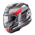 Arai Signet-X Full Face Motorcycle Helmet Sense Frost Red