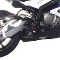 15-16 BMW S1000RR Austin Racing GP3 Inconel Full Exhaust