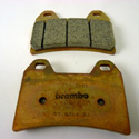 Brembo Z04 Compoud 30/34HP Brake Pads for Radial Billet Calipers