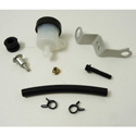 Brembo Clutch Reservoir Mounting Kit for Faired Sportbikes