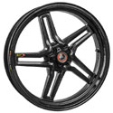 "BST 3.5"" x 17"" Rapid TEK 5-Split Wheel for Diavel/XDiavel/S"