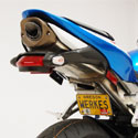 07-12 Honda CBR600RR Competition Werkes LTD Fender Eliminator