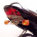 04-07 Honda CBR600 F4i/99-00 F4 Competition Werkes Fender Kit