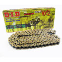 DID 520 VX2 X-Ring Off-Road/Street Chain 120 Links Gold