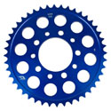 Ducati Paul Smart Driven Racing Aluminum 520 Rear Sprocket