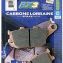 Carbone Lorraine RX3 Street Rear Brake Pads