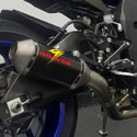 15-19 Yamaha R1 Graves Titanium Full System w/200mm Carbon Can