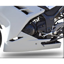 2013 Kawasaki Ninja 300 Hotbodies Racing Lower Bodywork Panel