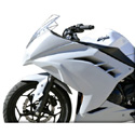 2013 Kawasaki Ninja 300 Hotbodies Racing Upper Bodywork Panel