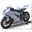 2013 Kawasaki ZX6R 636 Complete Hotbodies Racing Bodywork Kit