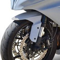 2013 Kawasaki ZX6R 636 Hotbodies Racing Front Fender Body Panel