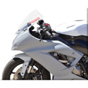 2013 Kawasaki ZX6R 636 Hotbodies Racing Upper Bodywork Panel