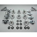 2013 Kawasaki Ninja 300 Hotbodies Racing Fastener Kit