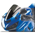2005-2006 Kawasaki ZX6R Hotbodies Windscreen