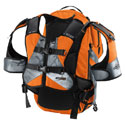 Icon Squad II Motorcycle Backpack Mil-Spec Orange