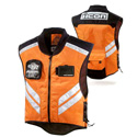Icon Military Spec Mesh Vest Orange