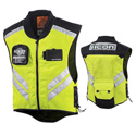 Icon Military Spec Mesh Vest Yellow