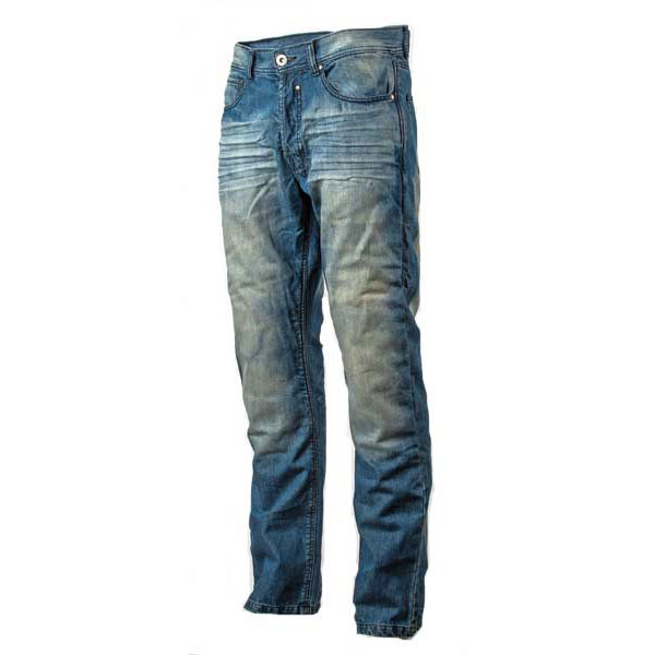 AGV Sport Alloy Kevlar Faded Wash Motorcycle Jeans Size 30-32
