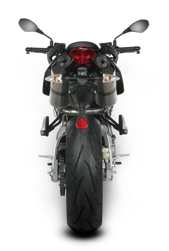 Ducati Diavel Fuel Range