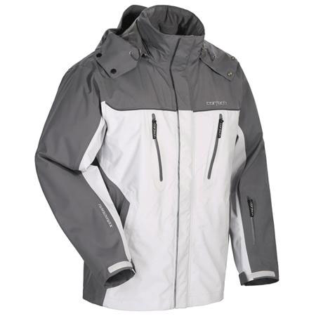 Cortech Ladies Brayker Jacket with Nanomax Gun Metal/Silver
