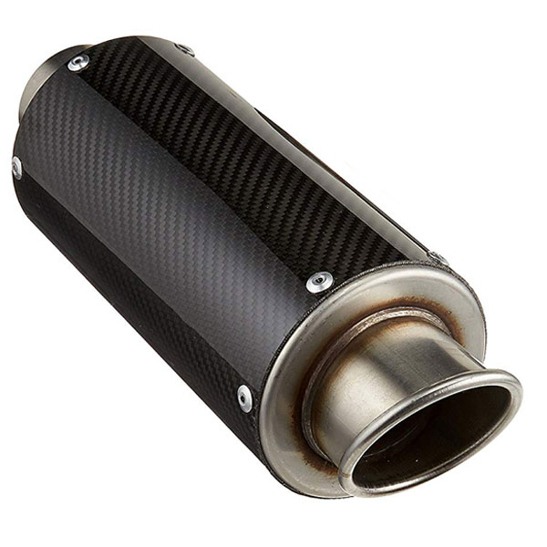 17-18 S1000RR Hotbodies MGP Carbon Fiber Slip-On Exhaust