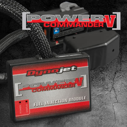Power Commander V For Metric Cruisers And Scooters