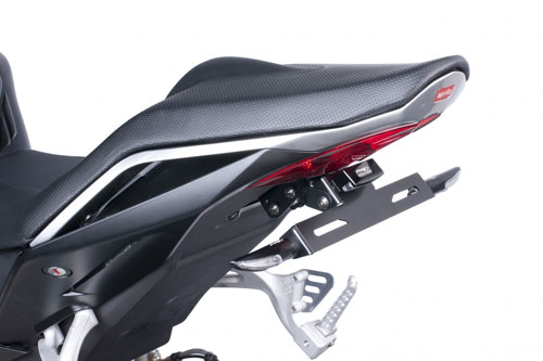 09-14 Aprilia RSV4 Puig Fender Eliminator Kit Black