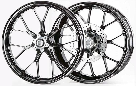 Pvm 7y Spoke Forged Magnesium Wheels
