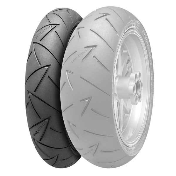Continental ContiRoadAttack 2 Hyper Sport Touring Front Tire