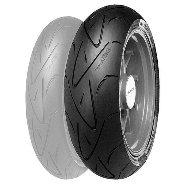Continental ContiSportAttack Hypersport Rear Tire