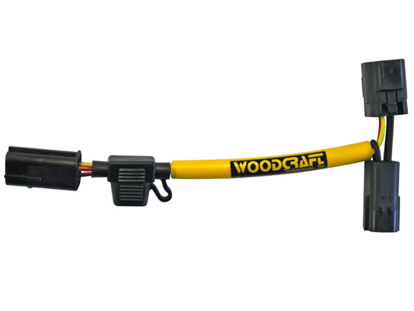 Ducati 848/1098/1198 Woodcraft Keyswitch Elimination Harness