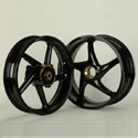 Marvic Piuma Magnesium Wheels for Single Sided Swingarm Bikes