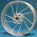 Marvic Superspin Aluminum Wheels for Single Sided Swingarm Bikes