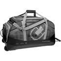 Ogio Trucker 8800 Rolling Gear Storage Bag with Handle Black