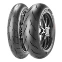 Pirelli Diablo Rosso Corsa Dual Compound Front And Rear Tire Set
