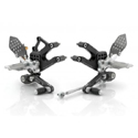 Rizoma REV Annodized Adjustable Sportbike Rearsets