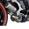12-15 Brutale 675/800 SC-Project CR-T Silencer with S Pipe
