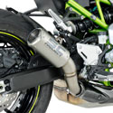 2017 Kawasaki Z900 SC-Project CR-T Slip-On Titanium