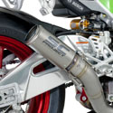 2017 Aprilia RSV4 RF/RR SC-Project CR-T Silencer