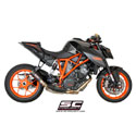 KTM 1290 Super Duke R SC-Project CR-T Silencer Carbon Fiber