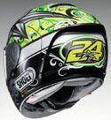 Shoei X-Twelve Full Face Motorcycle Helmet Elias 2 Ltd. Edition
