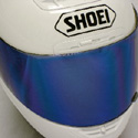 Shoei Spectra Blue Chrome Shield For X-12 And RF-1100