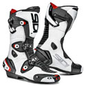 Sidi Mag-1 Air Motorcycle Racing Boots White/Black Size 44EU